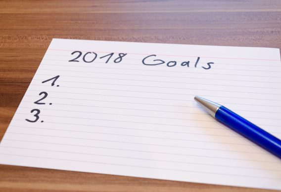 8 Healthy New Year's Resolutions