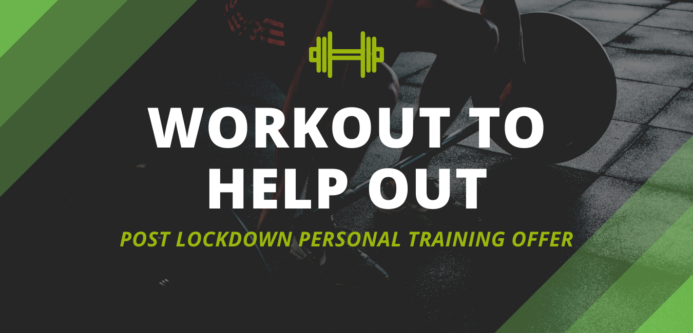 Exeter lockdown personal training